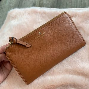 Authentic Kate Spade Travel Wallet!